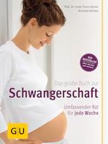 Das große Buch zur Schwangerschaft klein